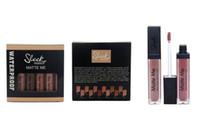 envío de maquillaje elegante al por mayor-Sleek MakeUp - Ultra Smooth Matte Me Lipstick Lip Gloss Cream de larga duración 12colores DHL envío gratis