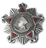 Wholesale Ussr Medal - WWII SOVIET UNION USSR 2ND PAVEL NASIMOV MEDAL AWARD ORDER BADGE-35793