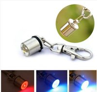 Vente en gros Pet Dog Cat Collar Flashing LED Light Tag Safety Flasher 600pcs