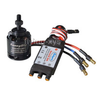 Wholesale Sunnysky Brushless - Sunnysky X2212-9 1400KV Brushless Motor & SimonK 30A ESC for Quadcopter DJI F450