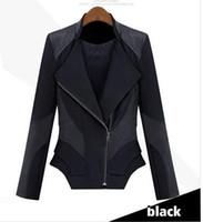 Wholesale Ladies Woollen Jackets - Koren Fair maiden sweet Single-breasted woollen long style women coat lady jacket Size M-XXL