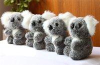 Wholesale Koala Ears - Koala Little Bear Plush Toy Doll With White Ears New Arrivle In October Hot Sale Free Shipping