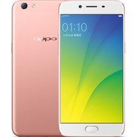 "Wholesale cell flash cards - Original OPPO R9s Cell Phone 4GB RAM 64GB ROM Snapdragon 625 Octa Core Android 6.0 5.5"" 16.0MP Fingerprint Flash Charge 4G LTE Mobile Phone"