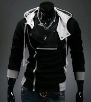 Wholesale Korean Fast Ship - Wholesale-Fast Shipping 2016 New Fashion Men's Clothing hot sale styles Men's Autumn and winter cardigan Korean men's Hoodie Jacket XXXXXL