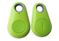 Wholesale two way anti lost alarm - GPS Tracker Bluetooth Key Finder Anti-Lost Alarm 8g Two-Way Item Finder for Children,Pets, Elderly,Wallets,Cars, Phone Retail Package