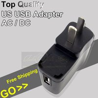 quality mp3 converter achat en gros de-Vente en gros de luxe Universal Travel Power US Plug Adapter USA Convertisseur AC Usb Wall Charger Adapter Connector pour PC Téléphone portable MP3 MP4