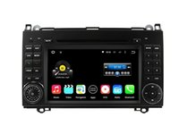 Wholesale Vito Dvd - 7'' Quad Core Android 5.1.1 Car DVD Player For A-class W169 A150 A170 (2004-2012) B-class W245 B170 B200 (2004-2012) Viano Vito