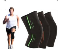 Wholesale Elbow Joint Support - Ultra Flex Athletics Knee Compression Sleeve Support for Running, Jogging, Sports, Joint Pain Relief, Arthritis and Injury Recovery-Single W