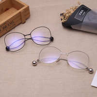 wholesale transparent frame sunglasses