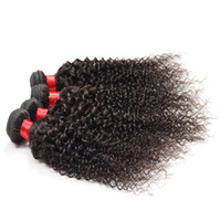Wholesale Wholesale Hair Online - 4 bundles 7a malaysian afro kinky human hair weave wholesale online malaysian curly bundles cheap curly weave human hair extension remy