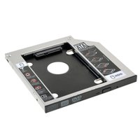 Wholesale Hdd For Asus - Wholesale- 2nd SATA Hard Drive SSD HDD Caddy for ASUS N550 N550JV N750JV UL80JT UL80V UL80