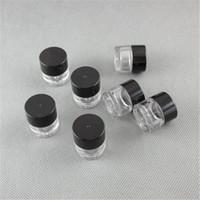 Wholesale Tester Cosmetics Wholesale - 2017 Free shipping mini size test jar 2g cosmetic tester jar empty AS nail art jar 500pcs lot