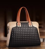 Wholesale ZOOLER Women Genuine Leather bag Handbags OL Style Shoulder bags for women Large Tote luxuy leather messenger crossbody bags2586