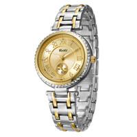 Wholesale reloj water resistant for sale - Montre Femme Reloj Mujer New Wristwatch Mode Montre à quartz Alliage Regarder Sangle Bijoux Boucles BELBI Marque