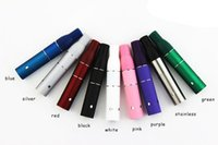 Wholesale Ego G5 Clearomizer - AGO G5 Atomizer Clearomizer Wind proof for ego E Cigarette Dry Herb Vaporizer G5 Pens Style E cig for Cut tobcco Herb