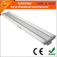 Wholesale Office Wardrobes - LED Aluminum Profile LED Linear Light Cabinet Wardrobe Profile LED panel rotatable high performance office lighting