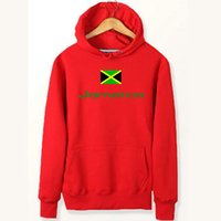 Jamaica flag hoodies Nation verteidigen kalten sweat shirts Land fleece kleidung Pullover sweatshirts Outdoor sport mantel Gebürstete jacken