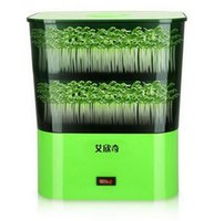 bean sprouts machine - 220 Volt Large Capacity Thermostat Bean Sprouting Growing Automatic Machine New