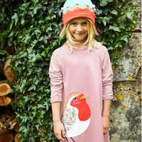 Wholesale Children Animal Robes - Gilr Dress Robe Fille Princess Dress Enfant Christmas Autumn Kids Dress Children Clothing Costume for Kids Clothing
