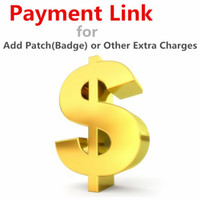 Wholesale Add Link - Payment Link for Adding Patch(Badge) or Other Extra Charges