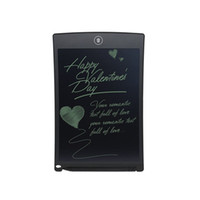 Wholesale Writing Boards Kids - 8.5' LCD Digital Writing Drawing Tablet Board Electronic Small Blackboard Paperless Office 8.5 inch Handwriting Pads with Stylus Pen for kid