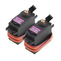 Wholesale Servo 15kg - 2x MG996R 55g Metal Gear Torque Digital Servo 15KG for RC Helicopter Car Robot