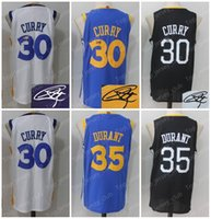 GSW 2018 New The Town Jersey Uomo Donna Giovani, Firma Retro Kids, 30 Stephen Curry 35 Kevin Durant, Bambini KD SC USA Dream Team