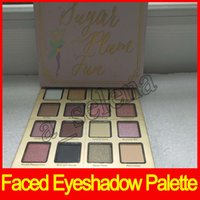 Wholesale fun palette for sale - Group buy 2017 Newest Faced Eyeshadow Palette Sugar Plum Fun eye shadow Color Matte and Shimmer Shades Eye