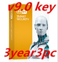 Wholesale Eset Nod32 Antivirus Smart Security - wholesale ESET NOD32 Smart security v10v9.0 8.07.0 2017 2018 2019 3year 3pcs key the latest version