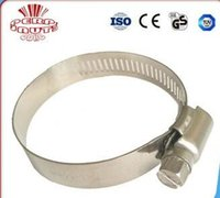 Wholesale Oem Hose - 2018 year very hot sale ,High pressure China Supplier Oem American Type Worm Gear Pipe Hose Clamp