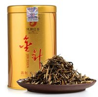 Wholesale Jin Zhen FENGPAI BLACK TEA g a kind of DianGong black tea