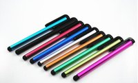 Wholesale Cheap Branded Stylus Pen - Capacitive Stylus Pen Touch Screen Pen For ipad Phone  iPhone Samsung  Tablet Cheap Stylus Pen