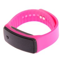 Wholesale Kids Girls Bracelet Watches - Kids Watch Watches Bracelet Boys Girls Touch LED Watch Sport Digital Men Women Colorful Jelly Candy Rubber Silicone Wristwatch Gifts 197