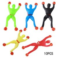 2017 Hot Climbing Wall Climbing Climb Walls Spider Men Super man Brinquedos infantis