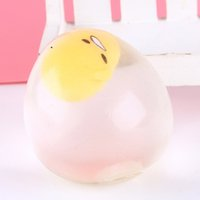 Vente en gros - Halloween Vent Jokes Gags Pranks Maker Trick Fun Lazy Egg Yolk Stress Reliever Toys Gift For Kids