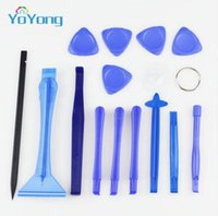 Wholesale Set Tools Disassemble For Phone - 15 in 1 Opening Tools Repair Tools Phone Disassemble Tools set Kit For iPhone iPad HTC Cell Phone Tablet PC