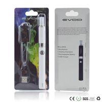 evvele nargile toptan satış-En İyi Kalite Evod MT3 Blister Kiti Elektronik Sigara Hookah Vaporizer vape kalemi MT3 atomizer 650mAh 900mAh 1100mAh Evod Pil ecig vape