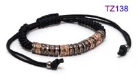 Wholesale Fish Gift Metal - 2016 style Zenger bracelet Fashion bracelet best summer gift for men , Stingray fish leather cord bracelet with stainless steel metal charms