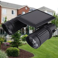 Wholesale Solar Powered Indoor Led - Super Bright 14 LED Waterproof PIR Motion Sensor Solar Powered Light ,led solar lights Garden Security Lamp Outdoor Street Light