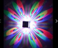 schmetterlings-wandleuchte großhandel-Schmetterling 1W führte Wandlampendecken-Hallendecke KTV-Hotelbarformlicht-Hintergrundlichter