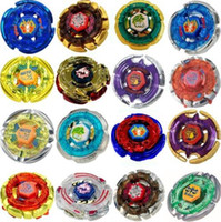 Wholesale Mini Beyblade Battle - 24PCS Different style Rapidity Beyblade Fusion BEYBLADE Masters Metal Battle FIGHT MASTER You Can Choose From Them