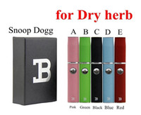 Micro Pen Dry Herb Vaporizador Kits Snoop Dogg Herbal Kit Wax Vapor Double B Kits vs Titan 2 também Proporcionar G Pro DGK Blue com White Black 2.0