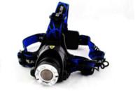 lampe frontale à focale zoomable t6 led achat en gros de-2000Lm Étanche CREE XML T6 Zoom LED Phare Phare Lampe Frontale Lampe Lumière Zoomable Ajuster Focus Pour Vélo Camping Randonnée Q3