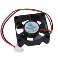 Wholesale Mini Fan Cpu - 2 PCS LOT GDT 3510 DC 12V 35mm 3510S Mini Cooling cpu cooling fan Fans & Cooling