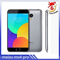 "Wholesale Meizu Mx4 - Meizu MX4 Pro 4G LTE Cell Phone Octa core 3GB RAM 16GB 32GB 5.5"" inch 20.7MP GPS Meizu MX4 Android Phone"