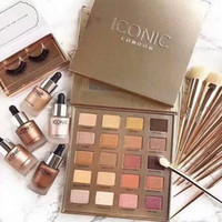 Wholesale Palette Eyeshadows - 20 Colors ICONIC LONDON New Makeup Eyeshadow Palette Eyeshadows Iconic London Eye Shadow Palette Cosmestics Palettes Make Up Free DHL