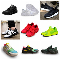 2017 Huarache Air Running Shoes para homens Sneakers Zapatillas Deportivas Sport Shoes Zapatos Hombre Mens Trainers