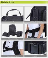 sırt çantası askeri molle taktik toptan satış-50L Açık Çanta İşlevli Spor Spor Çantası Molle Taktik Sırt Çantası Su Geçirmez Askeri Sırt Çantası Tırmanma Kamp Için