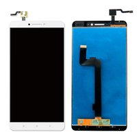 Wholesale Max Test - 6.44 inch Test Working Well LCD Display For Xiaomi Max Front touch Screen Sticker Adhesive Glue LCD Screen Adhesive With Tools