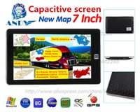 Wholesale Ce North America - katarina 7inch 8G 256MB Gps navigation HD Capacitive screen Europe   North America map